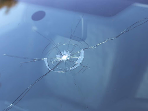 ترمیم ترک شیشه ماشین