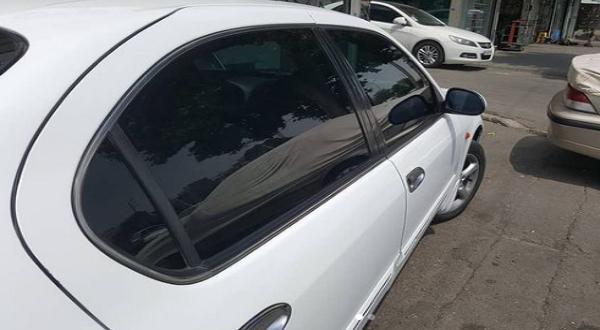 دودی کردن شیشه اتومبیل در کرج